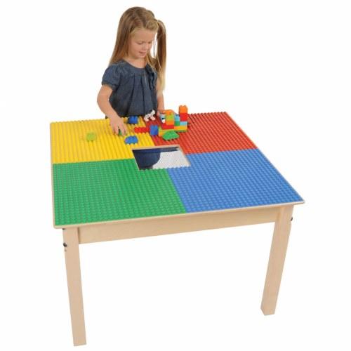 Funtable block table 32 x 32 for Kaplan floor planner