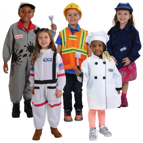 Dress Up Pretend Play Images On: Dramatic Play Costumes