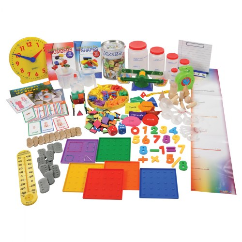 Learn Every Day™ Math Kit