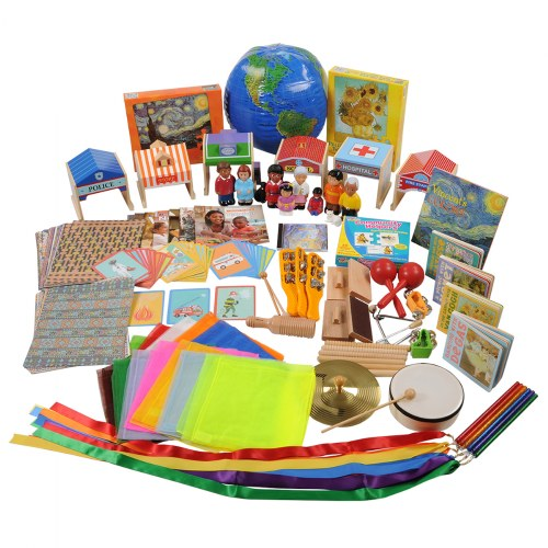 Learn Every Day™ Arts and Social Studies Kit