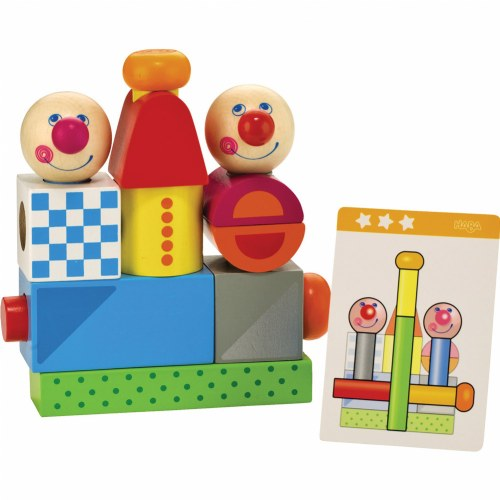 Brain Builder Peg Set