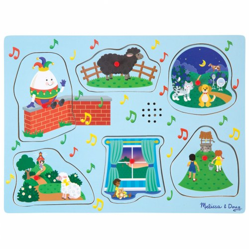Nursery Rhymes 2 Sound Puzzle