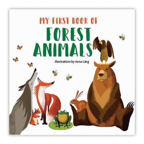 Alternate Image #2 of My First Animals Book Set