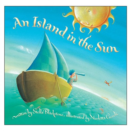 An Island in the Sun - Large Format Board Book