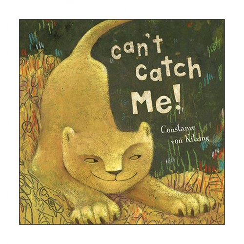 Can't Catch Me! - Paperback