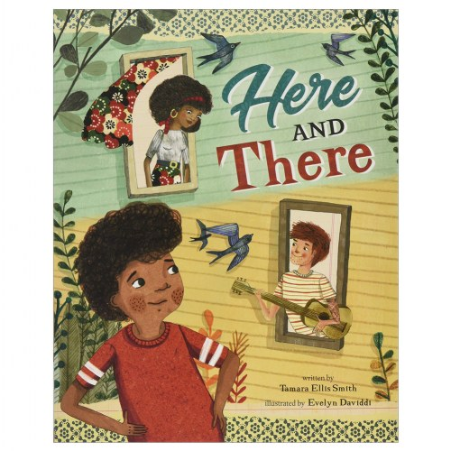 Here and There - Paperback