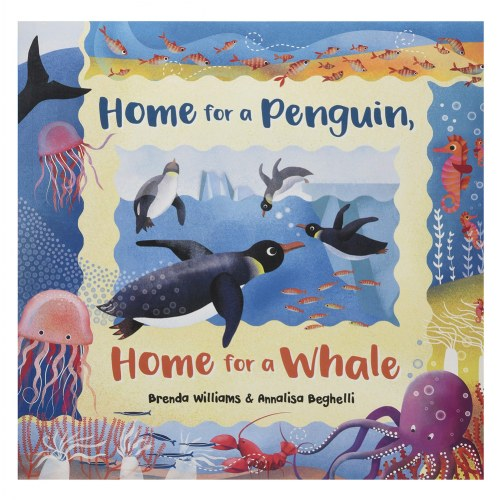 Home for a Penguin, Home for a Whale - Paperback