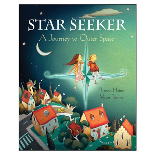 Star Seeker: A Journey to Outer Space - Paperback