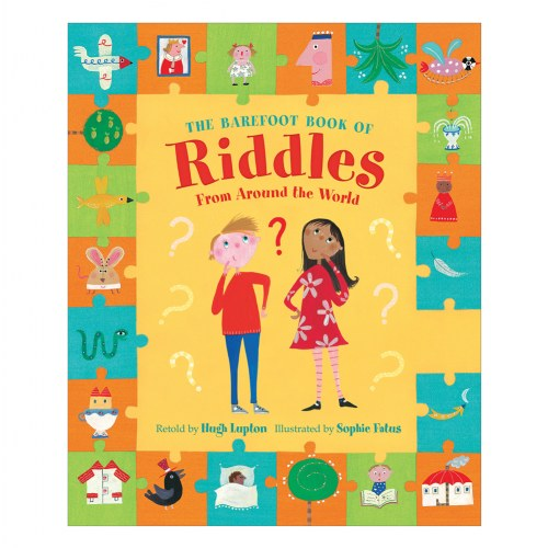 The Barefoot Book of Riddles From Around the World - Paperback