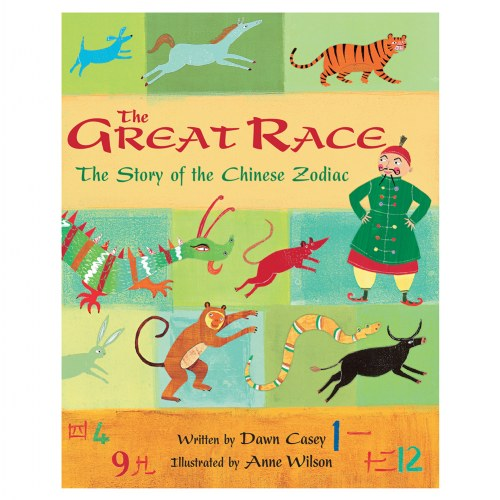 he Great Race: The Story of the Chinese Zodiac - Paperback