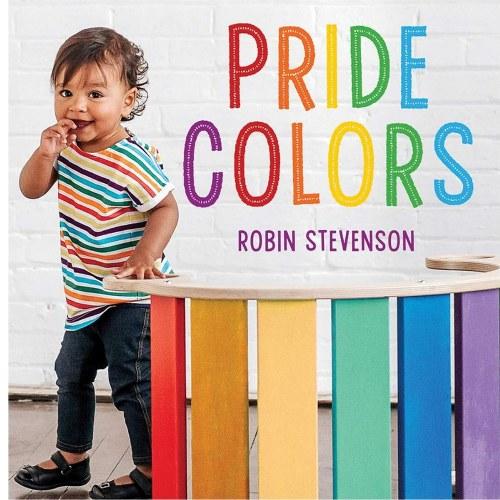 Pride Colors Board Book