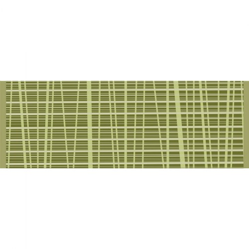 Sense of Place Carpet Runner - Green - 2' X 8'