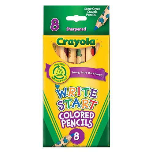 Write Start Colored Pencils