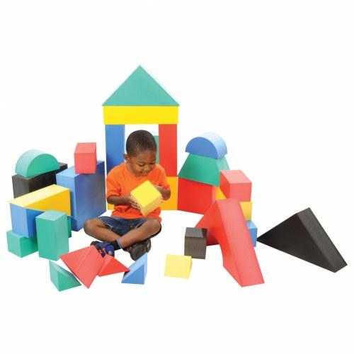 Block Play · Soft Blocks
