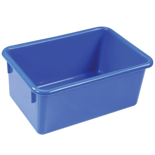Alternate Image #1 of Vibrant Color Storage Bins - Set of 5