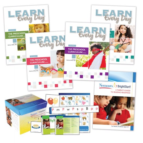 Learn Every Day® and Nemours® BrightStart! Super Set, 2nd Ed.