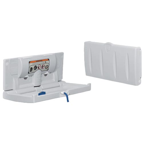 Horizontal Diaper Changing Station