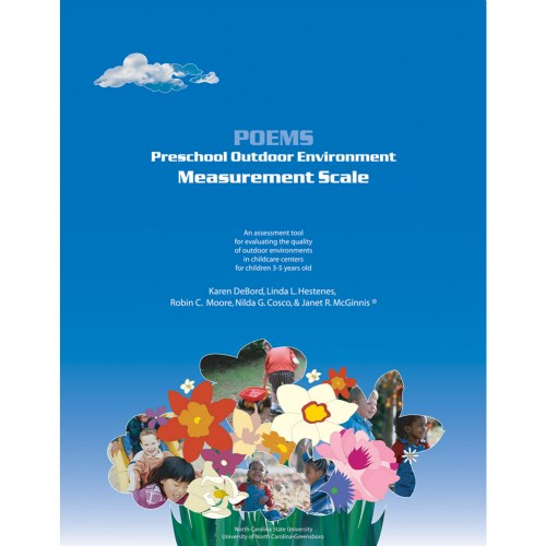 Preschool Outdoor Environment Measurement Scale (POEMS)
