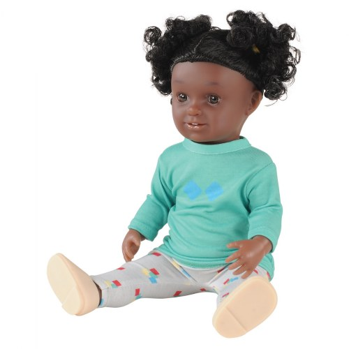 "Alternate Image #6 of 13"" Multiethnic Dolls"