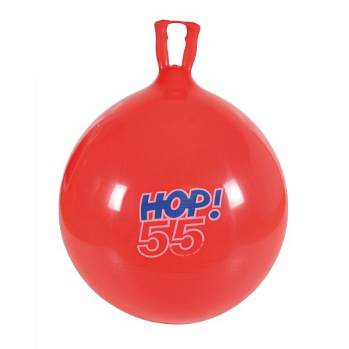 "Hop 55 Ball Red 22"" diameter"