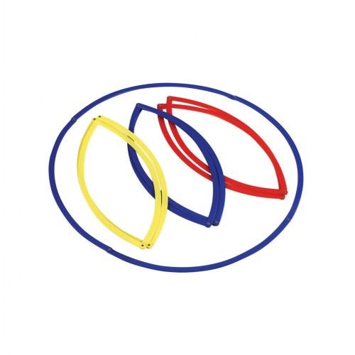 20 u0026quot  attribute sorting hoops  set of 6
