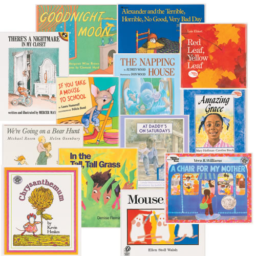 Library Starter Books - Set of 13