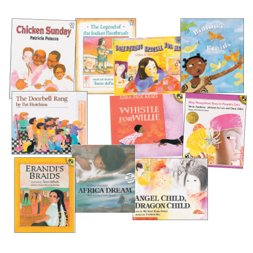Tales of Many Cultures (Set of 10)