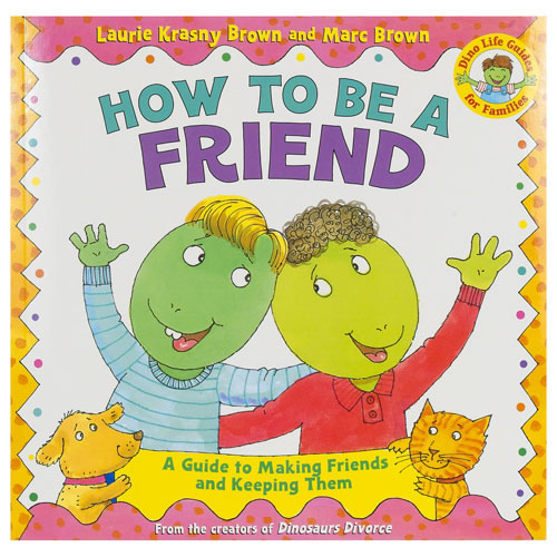How To Be A Friend (Paperback)