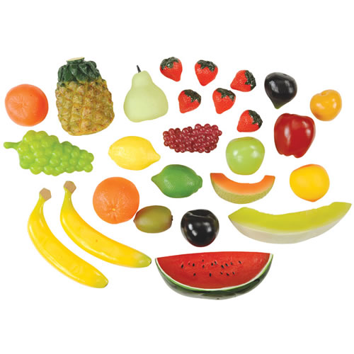 Fruit Set in Container - 26 Pieces
