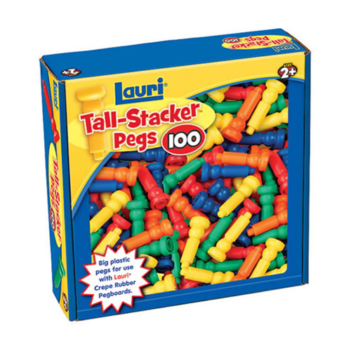 Tall-Stacker™ Pegs - Pack of 100