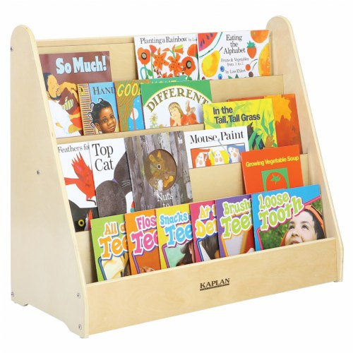 Carolina Large 5-Shelf Book Display