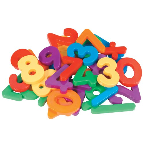 Magnetic Letters & Numbers Set