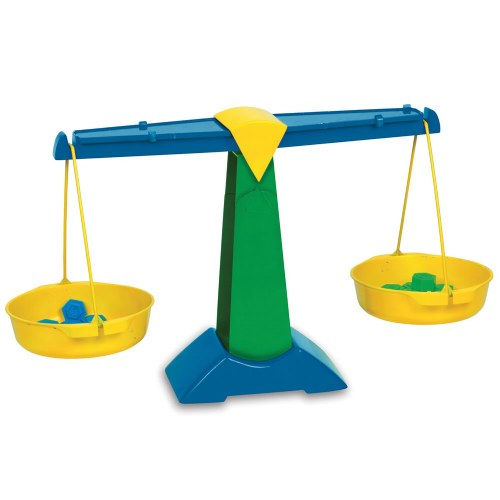 Pan balance for Kaplan floor planner