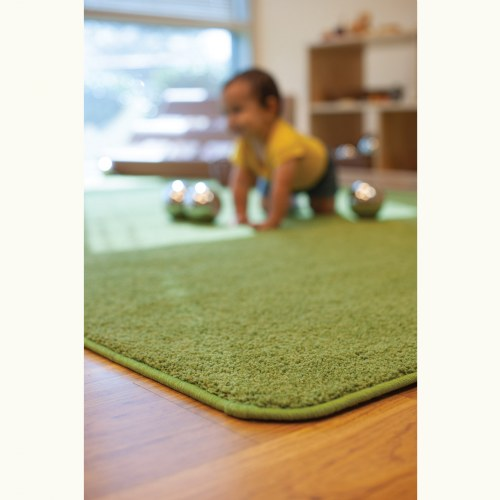 Alternate Image #1 of KIDply® Soft Solids Carpets