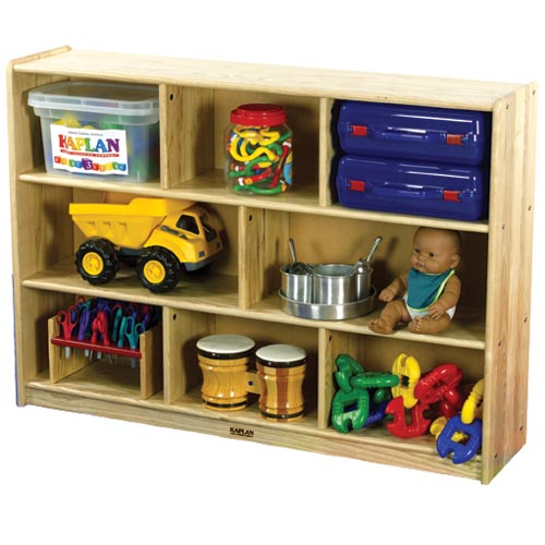 Ash 34 multipurpose shelf for Kaplan floor planner