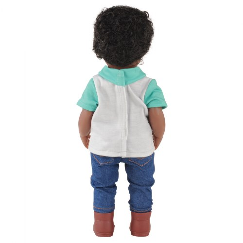 "Alternate Image #9 of 13"" Multiethnic Dolls"