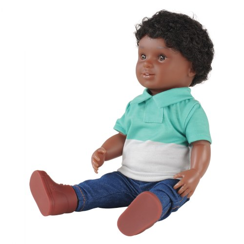 "Alternate Image #10 of 13"" Multiethnic Dolls"