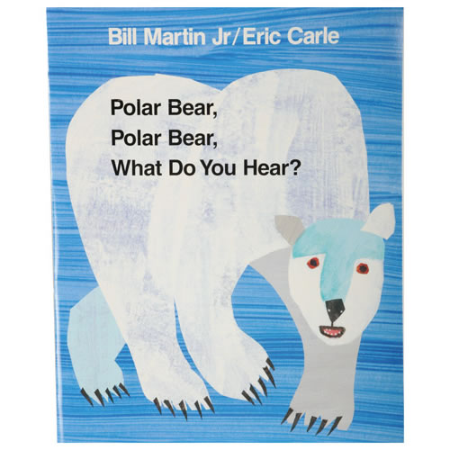 Polar Bear, Polar Bear, What Do You Hear? - Big Book