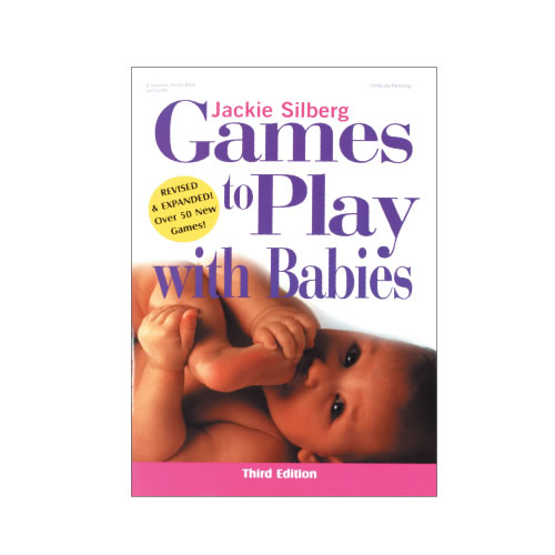 Games To Play With Babies - Paperback