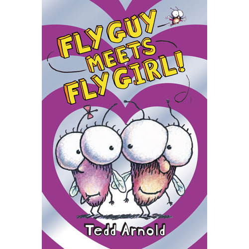 Fly Guy Meets Fly Girl - Fly Guy #8 - Hardcover