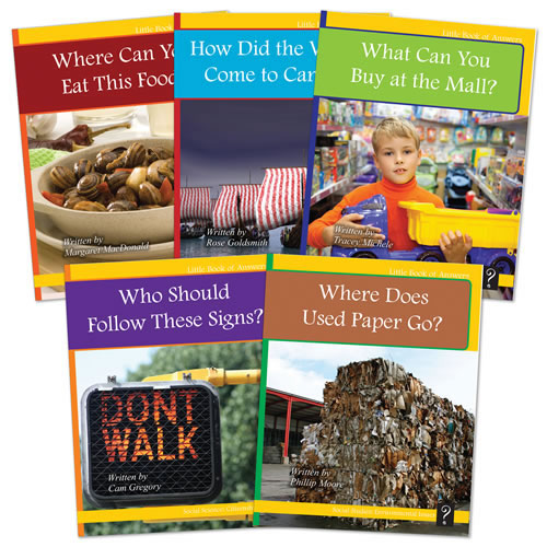 Book of Answers - Social Studies