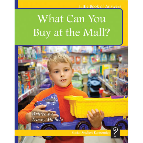 What Can You Buy at the Mall? - Paperback