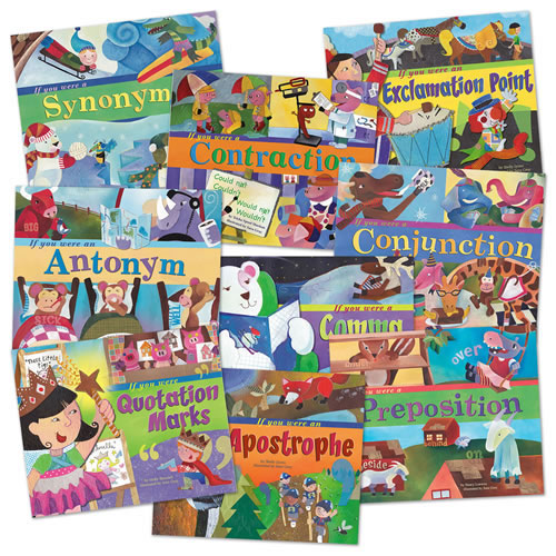 Word Fun Books Set 2 - Set of 9