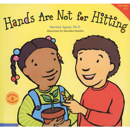 Hands Are Not for Hitting - Paperback