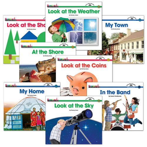 Step 2 Sight Word Book Set (Set of 8)