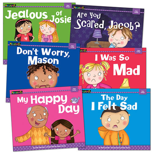 I Have Feelings Books - Set of 6