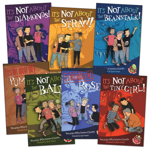 It's Not About... Books - Set of 7