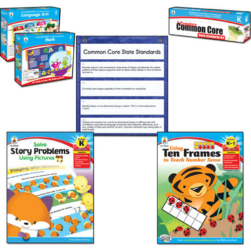Common Core Resource Kits