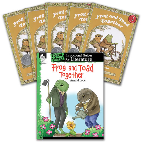 Frog & Toad Together: Literature Guide and Books