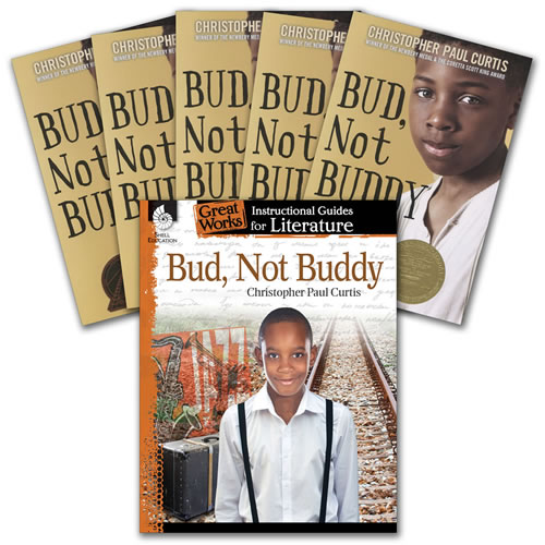 bud not buddy literature guide and books